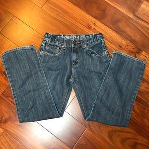 Boy's 12 reg, slim, straight, Levi's jeans